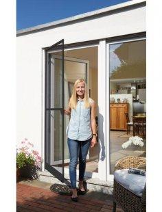 Insektenschutz-Tür »PLUS«, BxH: 100x210 cm, anthrazit