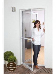 Insektenschutz-Tür »Basic«, Bausatz BxH: 100x210 cm, braun
