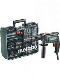 Set: Schlagbohrmaschine »SBE 650« inkl. »Mobile Werkstatt«