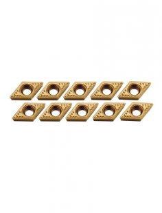 HM-Wendeplatten »für die Stahlhaltersätze-Nr. 24555 und 24556«, (10 Stk.)
