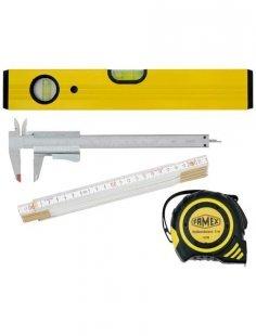Werkzeugsatz »Messwerkzeuge«, Set 4-tgl.