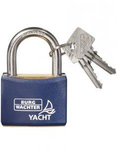 Vorhangschloss »Yacht 460 Ni 50 SB«, Zylinder-Vorhangschloss
