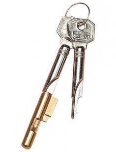 Türzusatzschloss »E 7/3 SB«, Zylinder-Schlüssellochsperrer