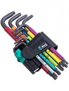 Innensechskantschlüssel-Set »TX MC 967 SPKL/9«, 9-tlg.