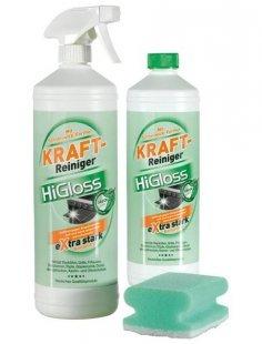 Reinigungsmittel »HiGloss Green Line«