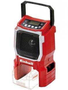Baustellenradio »TE-CR 18 Li - Solo«, ohne Akku und Ladegerät, inkl. Kabel