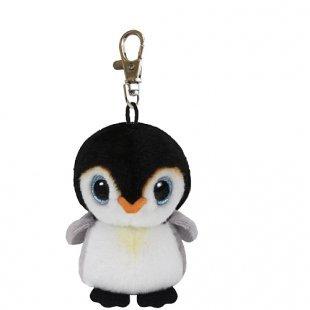 Beanie Boos - Clip, Pinguin Pongo, ca. 8,5 cm