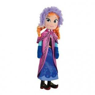 Simba - Disney Die Eiskönigin: Puppe Anna, 25 cm