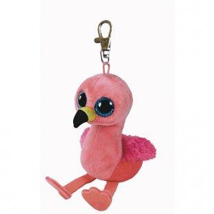 Beanie Boos - Clip, Flamingo Gilda, ca. 8,5 cm