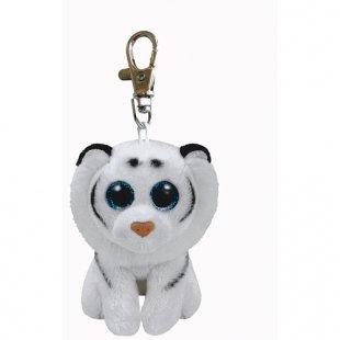 Beanie Boos - Clip, Tiger Tundra, ca. 8,5 cm