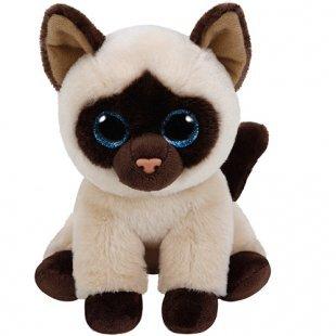 Beanie Babies - Siamkatze Jaden, 15 cm