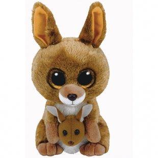 Beanie Boos - Känguru Kipper, ca. 15 cm