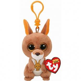 Beanie Boos - Clip, Känguru Kipper, ca. 8,5 cm