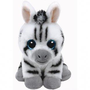 Beanie Babies - Zebra Stripes, ca. 15 cm