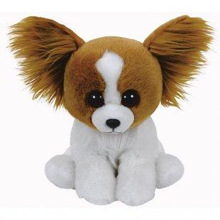 Beanie Babies - Hund Barks, ca. 15 cm