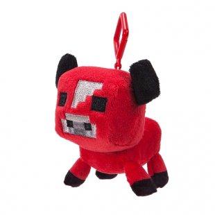 Minecraft - Plüsch-Figur mit Clip, Baby Pilzkuh