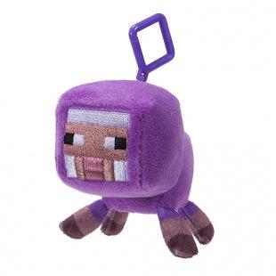 Minecraft - Plüsch-Figur mit Clip, Lila Schaf