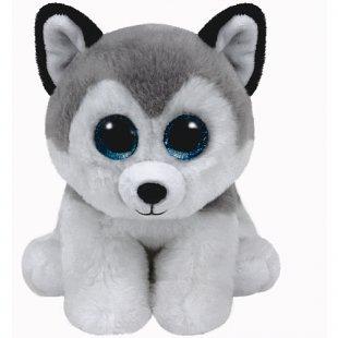 Beanie Babies - Husky Buff, ca. 15 cm