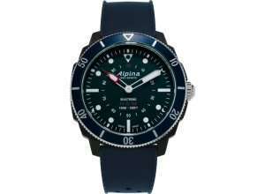 Alpina Watches Smartwatch »Horological Smartwatch Seastrong«, blau