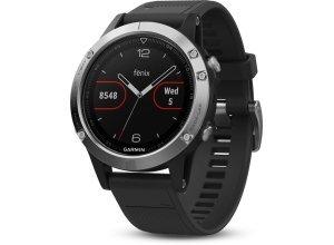 Garmin Smartwatch »fenix 5«, schwarz