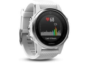 Garmin Smartwatch »fenix 5S«, weiß