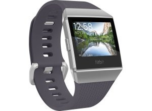 fitbit Health & Fitness Smartwatch »Ionic«, grau