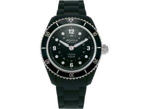 Alpina Watches Smartwatch »Horological Smartwatch Comtesse«, schwarz