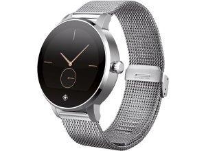 Tiger Smartwatch »smartWATCH - Rome«, silberfarben