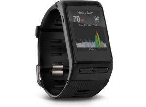 Garmin Smartwatch »vivoactive HR (Standard)«, schwarz