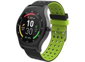 Denver Smartwatch »Bluetooth-Smartwatch SW-450 mit Herzfrequenzsensor«, schwarz