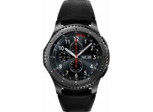 Samsung Gear S3 frontier Smartwatch (3,3 cm/1,3 Zoll, Tizen OS), grau