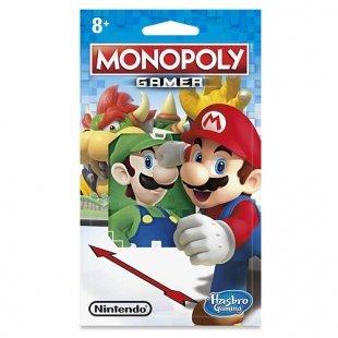 Monopoly: Gamer, Mario Spielfigur, sortiert