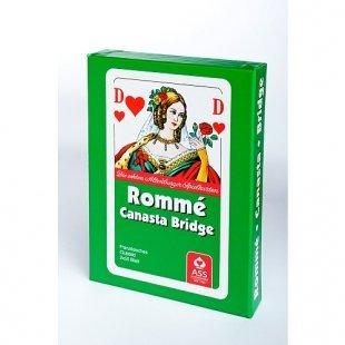 Spielkartenfabrik - Rommé Stülpschachtel
