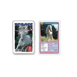 Spielkartenfabrik - Quartett Pferde