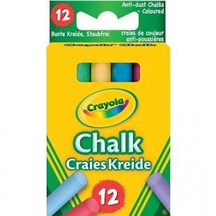 Crayola - Bunte Kreide, 12-tlg.