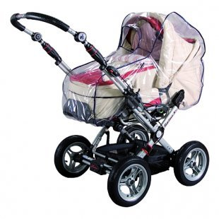 ZOBO - Juvenile Regenverdeck für Kinderwagen