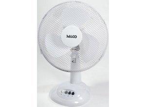 SALCO Tischventilator STT-30.1, weiß