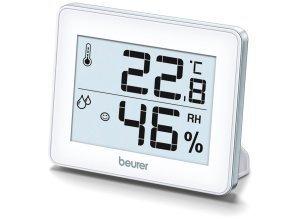 Beurer Thermo-Hygrometer HM16 weiß 679.15