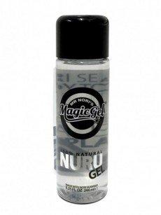 Nuru MagicGel Premium: Massagegel (250ml)