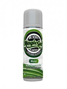 Nuru MagicGel Moist: Massagegel (244ml)