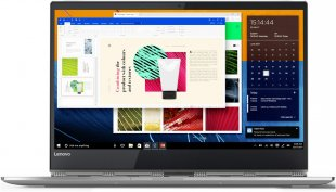 Yoga 920-13IKB (80Y70030GE) 35,3cm (13,9´´) 2 in 1 Convertible-Notebook platinum