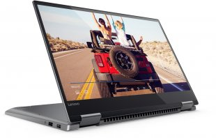 Yoga 720-15IKB (80X70093GE) 39,6 cm (15,6´´) 2 in 1 Gaming Convertible-Notebook iron grey