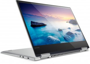 Yoga 720-13IKBR (81C3002JGE) 33,8cm (13,3´´) 2 in 1 Convertible-Notebook platinum