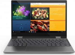 Yoga 720-12IKB (81B5001CGE) 31,8cm (12,5´´) 2 in 1 Convertible-Notebook platinum