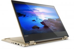 Yoga 520-14IKB (80X800RHGE) 35,6cm (14´´) 2 in 1 Convertible-Notebook gold metallic