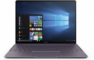 MateBook X 33,78 cm (13,3´´) Notebook grau