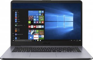 VivoBook X505BP-BR013T 39,62 cm (15,6´´) Notebook star grey