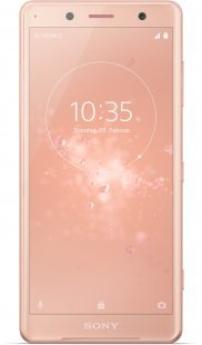 Xperia XZ2 Compact Telekom Smartphone coral pink