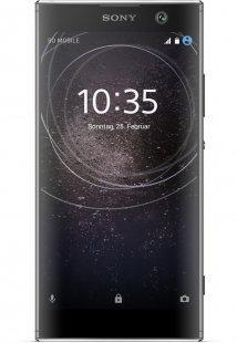 Xperia XA2 Smartphone schwarz