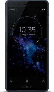 Xperia XZ2 Compact Telekom Smartphone schwarz